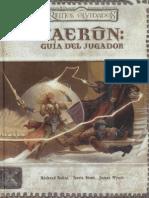 D&D 3.5 - Reinos Olvidados - Faerûn Guia del Jugador