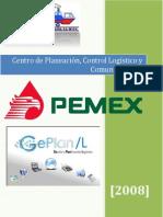 CENTRO DE CONTROL LOGÍSTICO PEMEX-TETSA-CORBERA NETWORKS