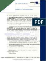 Catalogo Productos GEPLAN