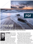 Tips - Photographing Running Water