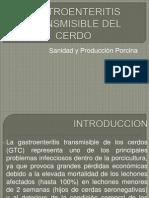 Gastroenteritis Transmisible Del Cerdo