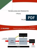 Datos Técnicos Generadores _ PALMERO