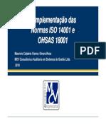 Mcv Sobre Iso14001 Ohsas18001