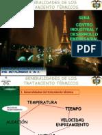 3.3. Generalidades de Los Tratamientos Termicos