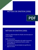 Metodo de Einstein