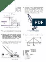 09 - Exercicios Resolvidos de Mecanica Geral