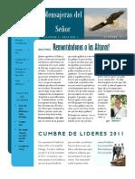 Mensajeras Newsletter 2edicion volumen1.pdf