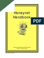 Honeynet Handbook