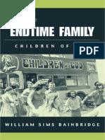 The Endtime Family