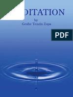 Gtz Bk Meditation