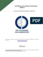 Cochrane Lumbalgia