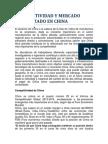 Competitividad y Mercado Globalizado en China