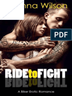 Wilson Joanna-Ride to Fight a Biker Erotic Romance