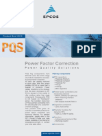 EPCOS PFC Product Brief 2010