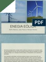 Trabalho Energia Eólica