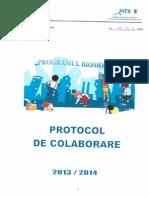 Protocol Programul BIOMOTRIC
