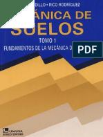 20.Juarez Badillo-Rico - Mecanica de Suelos Tomo 1