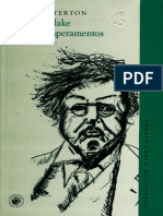 Chesterton Gilbert K William Blake Y Otros Temperamentos