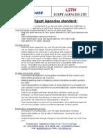 Standard of Procedures for Team Embarkation