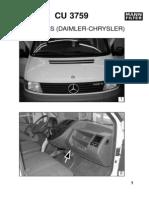 Salon filter - Mercedes-Benz Vito