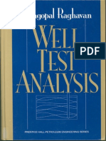 0178 Well Test Analysis