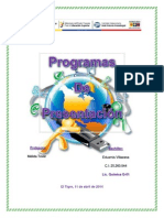 Programas de Presentacion-Eduarnis