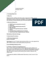 differentiating presentation lesson