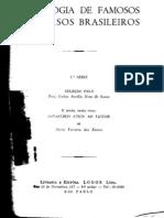 Antologia de Famosos Discursos Brasileiros