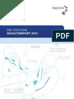 Gehalts Report 2013