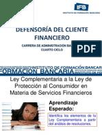 Defensoría del Cliente Financiero - Sesion 5