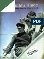 Das Deutsche Mädel - 1939 - Juli
