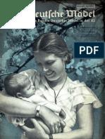 Das Deutsche Mädel - 1939 - Mai