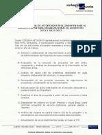 Proyecto de desarrollo organizacional en DMG MORI SEIKI. Empresa consultora Corbera Networks (actualmente The Integral Management Society) Julio 2012 a Julio 2013