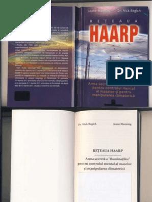 Reteaua Haarp-Jeane Manning DR Nick Belgich