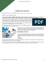 Conheça os vários tipos de conexão - imprimir.pdf