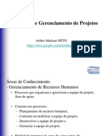 Gerenciamento de Projeto 15 - RH