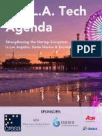 The L.A. Tech Agenda