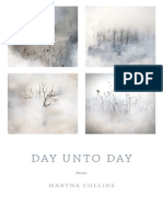 Day Unto Day | Poems by Martha Collins