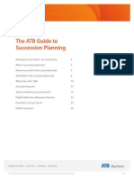 ATB Business Succession Guide