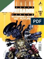Aliens vs Predador vs Exterminador Do Futuro Vol.01