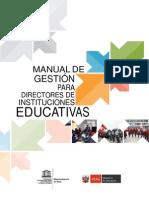 Manual de Gestion de Directores