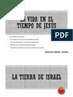 LA VIDA EN EL TIEMPO DE JESÚS- CASTILLO CHÁVEZ JULISSA