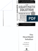 The HEARTMATH SOLUTION - Doc Childre an Howar Martin) de Rodrigo Lucenti