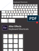 AE Keyboard Shortcuts