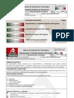 Manual Operario de 2a Tubero