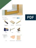 Enmarcar un cuadro - Leroy Merlin - Bricolaje, construcción, decoración, jardín