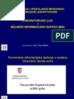 Bolnički informacijski sustav