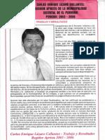 Obra de Regidor 2003-2004 1