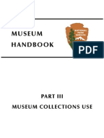 Handbook Museum Collections Use