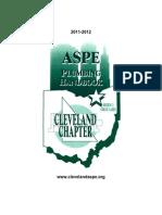 ASPE Cleveland Chapter Plumbing Handbook 2011-2012